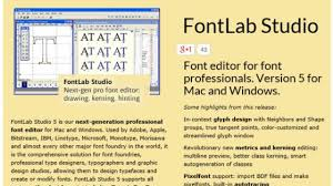 Font Design Editor Create Your Own Font With These 14 Best Tools Super Dev