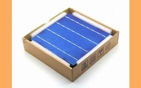 50 pcs pv polycrystalline silicon solar cell 156 156mm for diy solar panel