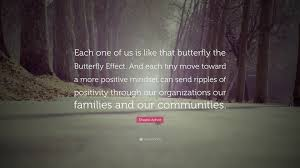 "Mindset Quotes Simple Shawn Achor Quote ""Each One Of Us Is Like That Butterfly The"