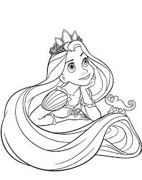 Print Princess Coloring Pages Homelandsecuritynews