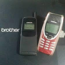 Samsung SGH600 feat Nokia 8210 #Samsung ...