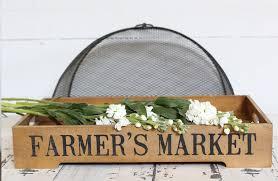 decorative tray wooden tray farmers market