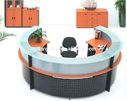 circular office desks. Small Round Desk Semi Circular Office Home Circular Office Desks
