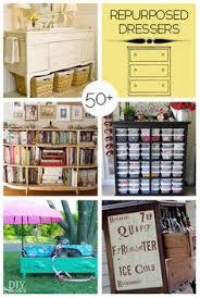 diy repurposed furniture. 50 ways to repurpose old dressers diy homedecor andria lo diy repurposed furniture u