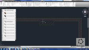 creating wall modifiers in autocad architecture 2016 by polylines you