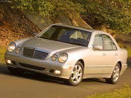 Mercedes Benz E320 2002 Pictures Information Specs