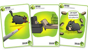 exploding cats. Perfect Exploding Exploding Kittens Cards In Cats