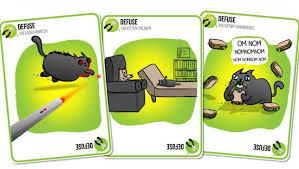 exploding kittens card game. Brilliant Game Exploding Kittens Cards To Card Game