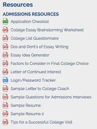 apply right  pdfs sample resumes essay writing do s and don ts and more to help you as you research colleges complete applications and apply for financial aid