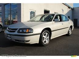 2003 Chevrolet Impala LS in White - 162635 | NYSportsCars.com ...
