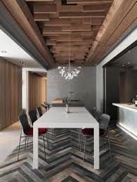 Image Wooden False Super Genius Unique Ideas Contemporary House Drawing Contemporary Furniture San Franciscocontemporary Kitchen Diner Industrial Contemporary Office Pinterest 20 Awesome Examples Of Wood Ceilings That Add Sense Of Warmth To