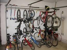 homemade hanging bike rack for garage options storing bikes diy hanging bike rack garage