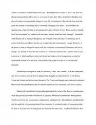machiavelli s conception of virtu and fortuna essay zoom zoom zoom zoom
