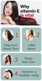 how vitamin e for hair can boost your