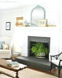 white brick fireplace fireplace white brick fireplace mantle