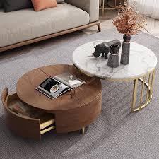 coffee table decor living
