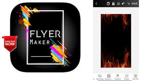 Design Flyers On Android Flyers Posters Banner Graphic Maker Designs App Tutorial