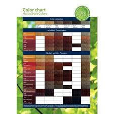 Logona Hair Dye Color Chart Logona Hair Colour Chart Healthy Hair In 2019 Herbal