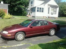 1997 Chevrolet Monte Carlo - Information and photos - MOMENTcar
