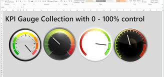 Excel Gauge Chart Template Download How To Create Excel Kpi Gauge Dashboard Templates