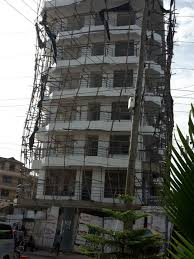 real architecture buildings. Delighful Real Wooden Scaffolding On A Seven Story Building In Mwanza Tanzania January  2016 And Real Architecture Buildings