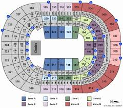 19 Perspicuous Amalie Arena Detailed Seating Chart