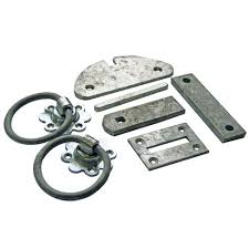 mortice ring gate latch entrance