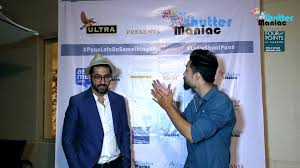 shutter maniac contest mr sandeep dharma interview at four shutter maniac contest mr sandeep dharma interview at four points sheraton pune