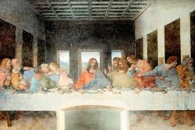 the last supper by leonardo da vinci copy
