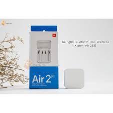 Mã 267ELSALE hoàn 7% đơn 300K] Tai nghe Bluetooth True Wireless Xiaomi Air  2SE - Tai nghe Bluetooth nhét Tai