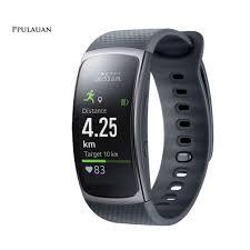 Bộ 2 tấm phim TPU dán bảo vệ màn hình dành cho vòng tay thông minh Samsung  Gear Fit 2 Pro