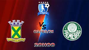 Assistir Santo André X Palmeiras AO VIVO Online 02/05/2021 - FutPlayHD