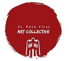 Graphic Designer St Pete Bold Playful Artists Logo Design For St Pete First Art