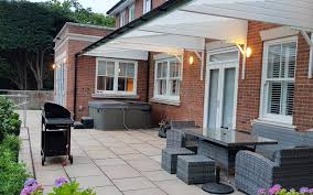 patio canopies awnings garden