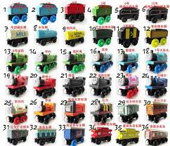 compare s on thomas friends wooden train set
