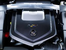 2009 Cadillac CTS-V will have ZR1 LSA motor with 550 horsepower ...