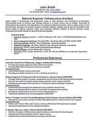 Network Security Engineer Resume Doc Templates Senior Jobtion