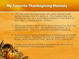 How To Write An Essay About Your Favorite Memory