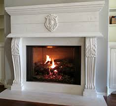 here to see the cortina cast stone fireplace mantels surround