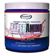 Gaspari Nutrition <b>HyperAmino</b> : <b>Complete Amino Acid</b> : NZ Muscle