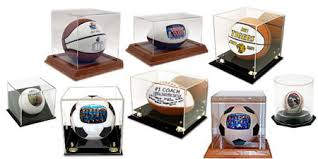 Football Stands Display Display Cases for Sports Balls 83