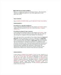 5 Character Reference Letter Example General – Handtype