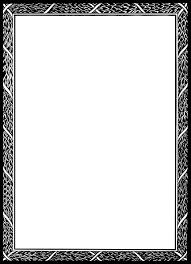 Ornate Frame Clip Art at Clkercom vector clip art online royalty