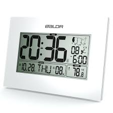 digital office clocks. Decorchinadigital Clocks Baldr Wwvb Atomic Digital Alarm Clock Pmce Time Zone Date Temperature Display Office Desk Thermometer Snooze Philogic.co
