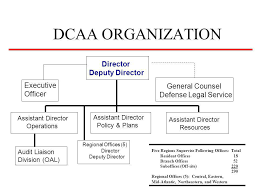 Dcaa Organization Chart Cost Proposals And Dcaa Preaward Surveys Ppt Video Online