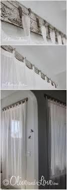 Diy Curtain Rods Best 20 Diy Curtain Rods Ideas On Pinterest Door Window