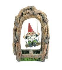 pretty garden state tile garden gnomes swinging bloom room gnome swing garden state tile garden state