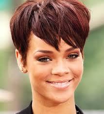 rihanna short bob hairstyle