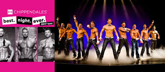 Chippendales Vegas Seating Chart Chippendales House Of Blues San Diego Ca Tickets
