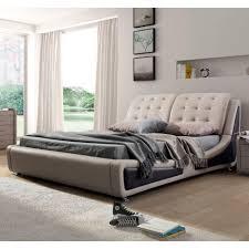 platform bed walmart. Large Size Of Furniture:walmart Upholstered Bed Inspirational Premier Zurich Faux Leather Full White Platform Walmart A